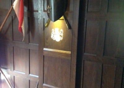 gold-leaf-decorative-heraldry-gosterwood-manor-surrey-06