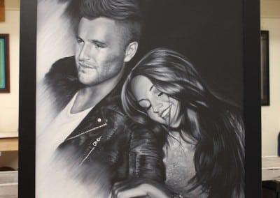 Mark Wright & Michelle
